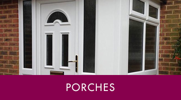 Porches - Swain Brothers - Eastbourne, East Sussex